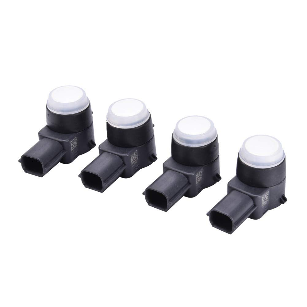 TOHUU 4 Pcs 25961316 PDC Parking Assist Object Sensor for GM Chevrolet Cadillac Buick GMC Saturn