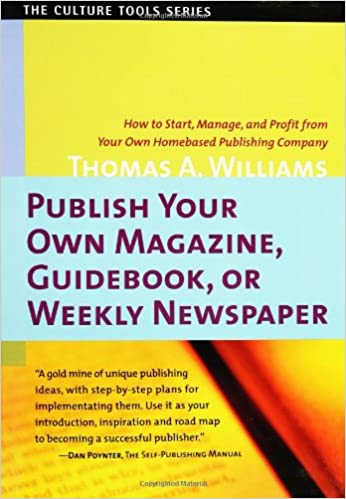 Amazon.com: Publish Your Own Magazine, Guide Book, or Weekly ...