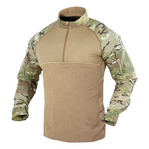 Condor Outdoor Combat Shirt, Color Multicam, Size M by Condor Outdoor