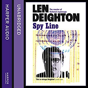 Spy Line Audiobook