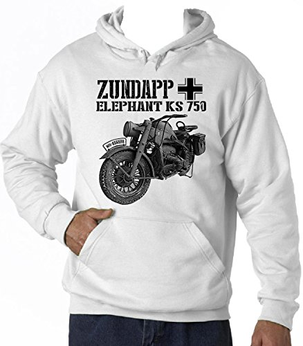 Teesquare1st Men's ZUNDAPP ELEPHANT KS 750 GERMANY for sale  Delivered anywhere in USA
