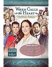 When Calls the Heart COMPLETE Season 8 Collector's Edition (All Episodes)