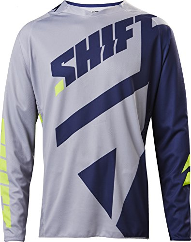 Shift Jersey 3lack Gris - Mainline