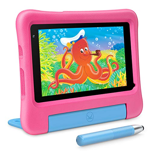 VANKYO MatrixPad S7 Kids Tablet 7 inch, Android 9.0 Pie, 32GB ROM, 2GB RAM, COPPA Certified KIDOZ& Google Play Pre…