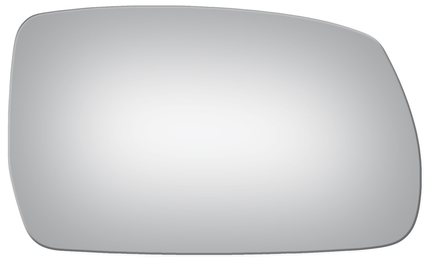 2010-2015 HYUNDAI TUCSON Convex Passenger Side Replacement Mirror Glass Burco