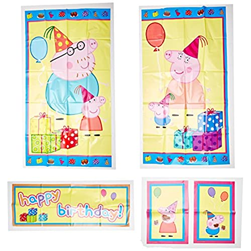 Peppa The Pig Party Supplies Amazon Com