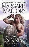 The Sinner, Margaret Mallory, 0446583103