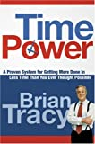 Time Power, Brian Tracy, 0814474705