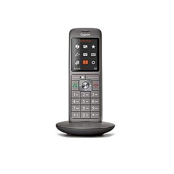 Gigaset CL 660 - Teléfono (Teléfono DECT, Terminal ...
