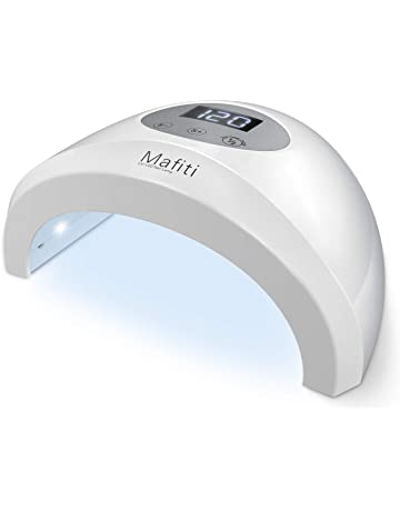 Matifi Lámpara Ultravioleta para secado de uñas. 48W. Tecnología UV LED. Ideal para