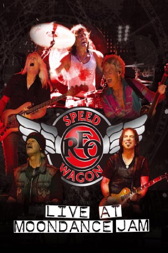 Reo Speedwagon - Live at Moondance Jam (Palladia Music)