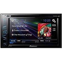Pioneer AVH-170DVD 6.2 Multimedia DVD Receiver