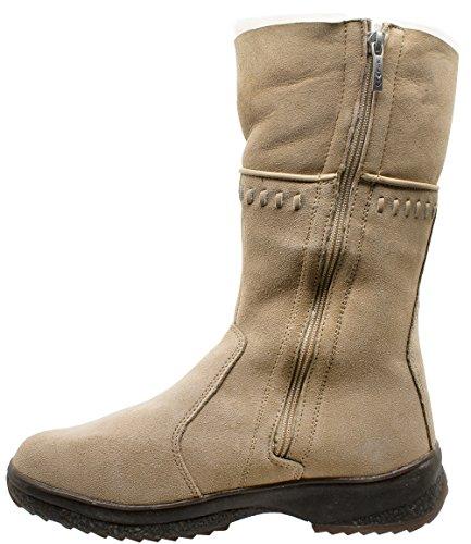 "Kefas - Stivali invernali donna 3126 ""Zoya"""