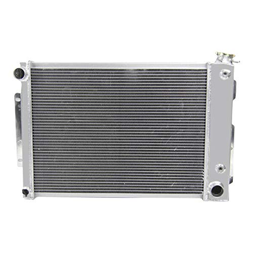 CoolingCare Big Block 1967-1969 Chevy Camaro/Pontiac Firebird Aluminum Radiator, 3 Row Core