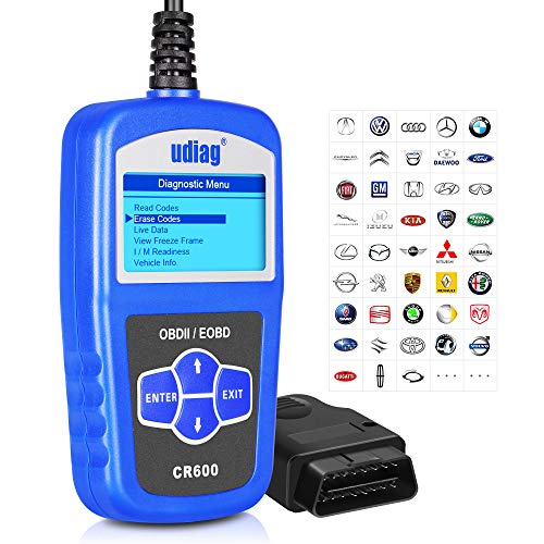 OBD2 Scanner OBD Car Diagnostic Tool Code Reader Obdii Scanners Universal Cars Code Reader Scan...