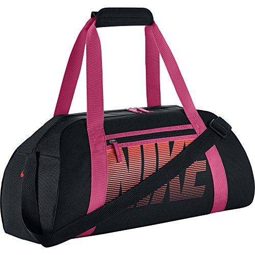 0c27a89a57b35f Nike Gym Club Womens Training Duffel Bag (BLACK/VIVID PINK/BRIGHT MANGO) -  Buy Online in Oman. | Sports Products in Oman - See Prices, Reviews and  Free ...