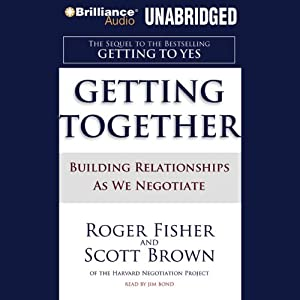 Getting Together Audiobook