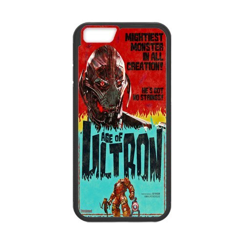 "Fayruz - iPhone 6 Rubber Cases, The Avengers Hard Phone Cover for iPhone 6 4.7"" F-i5G269"