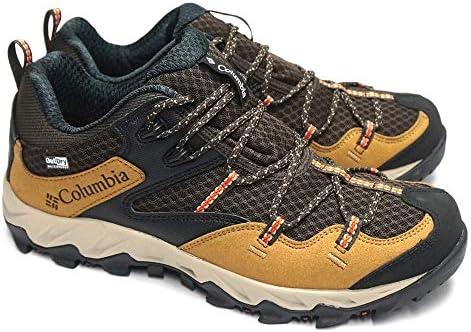 靴 メンズ トレッキングシューズ YM7462 セイバー4 ロウ アウトドライ 防水透湿 ハイキング ローカット Saber IV Low OutDry