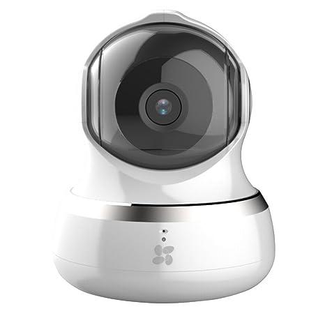 EZVIZ C6B 960p Cámara de Seguridad, WiFi Cámara de Vigilancia Pan/Tilt Audio Bidireccional, Seguimiento de Movimiento y Sonido, Máscara de Privacidad, ...