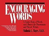 Encouraging Words, Malinda Hayes, 1477657118