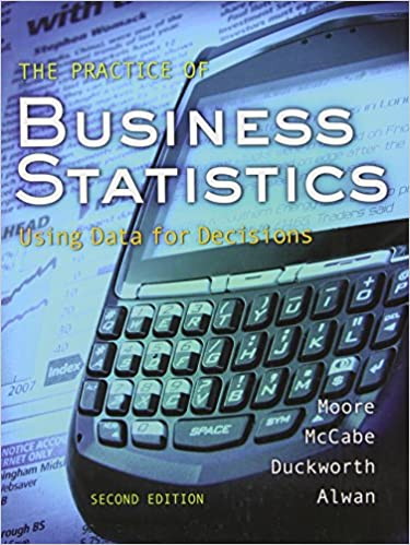 Amazon the practice of business statistics using data for the practice of business statistics using data for decisions book cd 2nd edition fandeluxe Images