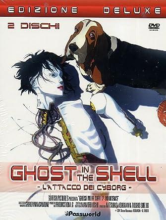 Ghost in the shell lattacco dei cyborg: amazon.it: cartoni animati