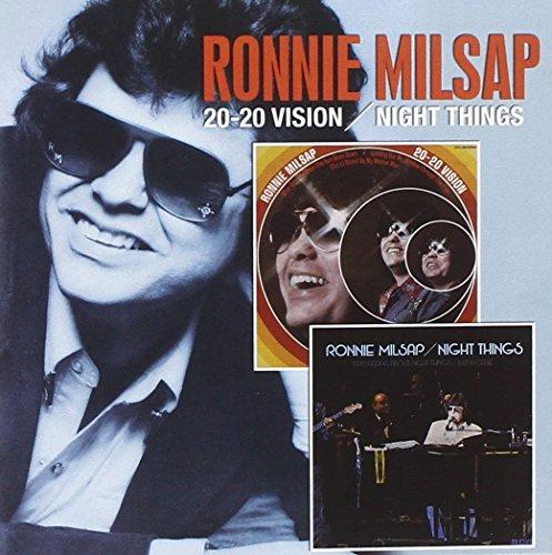 RONNIE MILSAP - 20-20 Vision / Night Things - Zortam Music