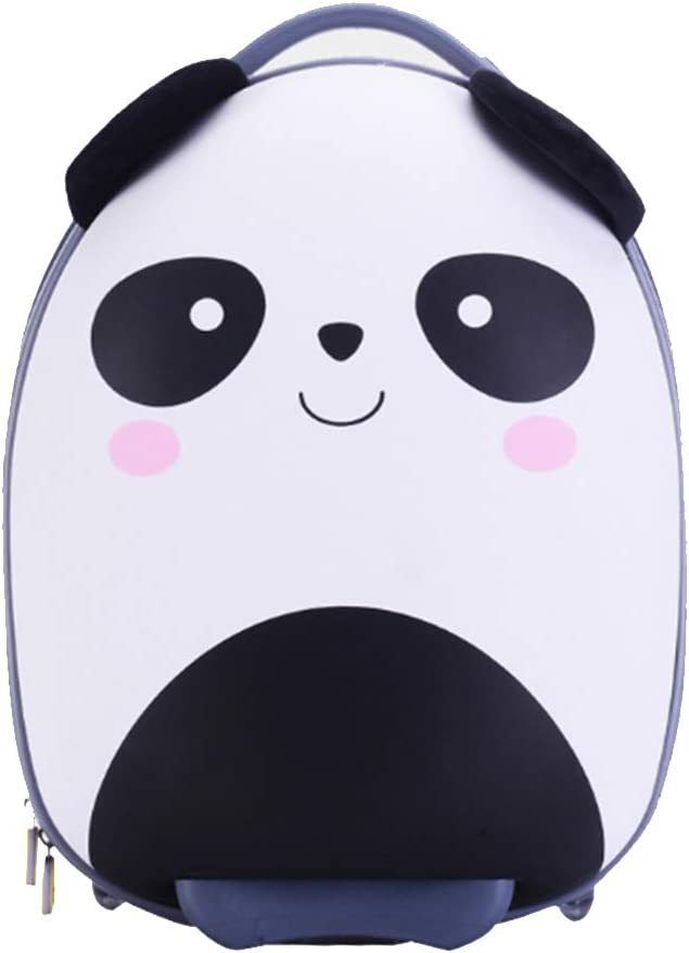 Suitcase Childrens Suitcase Panda Trolley Case Cute Childrens Luggage Suitcase
