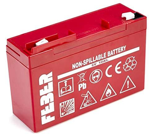 Amazon.com: Vehículos de la 10 Ah Batería de 6 V para niños ...