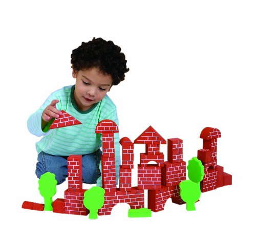 Edushape Brick-Like Edublocks Set of 36 ()