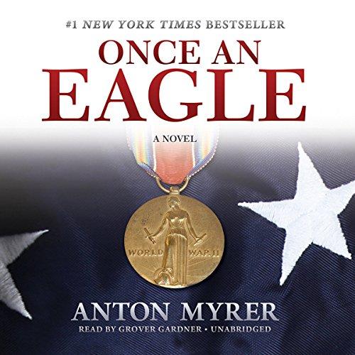 Once an Eagle: A Novel cover
