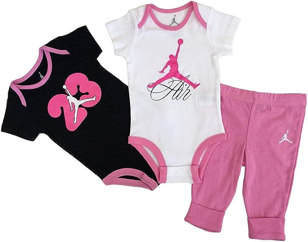 Body Shorts Latz rosa grau NEU Baby Mädchen Outfit Geschenkset 3 tlg