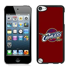 New Custom Design Cover Case For iPod Touch 5th Generation Cleveland Cavaliers 1 Black Phone Case