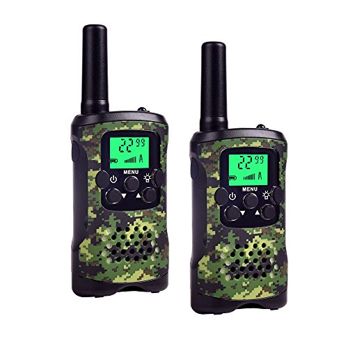Toys For 5 9 Year Old Boy Kids Walkie Talkie Gift For 3 10 Year Old
