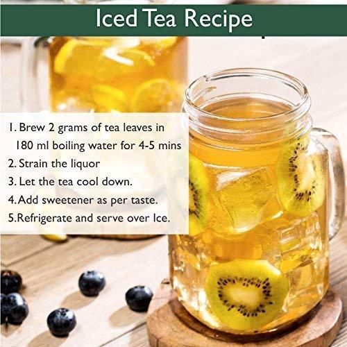 Té de Hierbas Ayurvédico (50 tazas), 21 HIERBAS, té 100% natural, hojas de té verde orgánico mezcladas con 21 hierbas medicinales de la India, ...