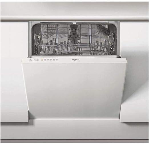 Whirlpool WIE 2B16 Totalmente integrado 13cubiertos A+ lavavajilla - Lavavajillas (Totalmente integrado, Tamaño completo (60 cm), Botones, 1,3 m, 1,55 m, 1,5 m): Amazon.es: Grandes electrodomésticos