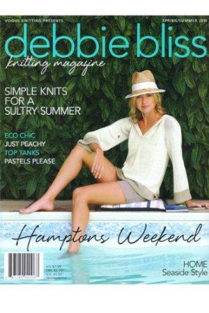 Debbie Bliss Patterns Magazine Spring Summer 2010