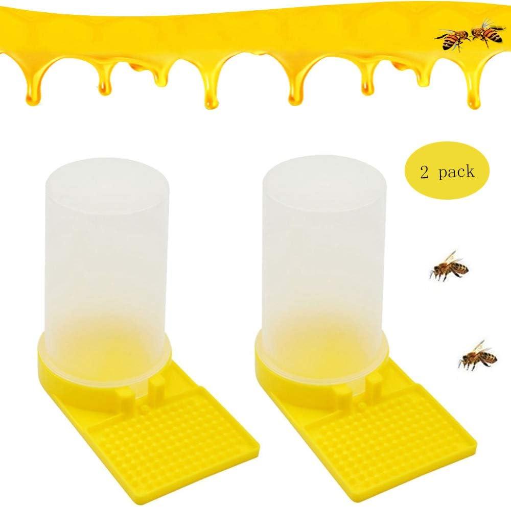 Beekeeping Beehive Water Feeder Bee Drinking Entrance Beekeeper Nest Cup Tool W8
