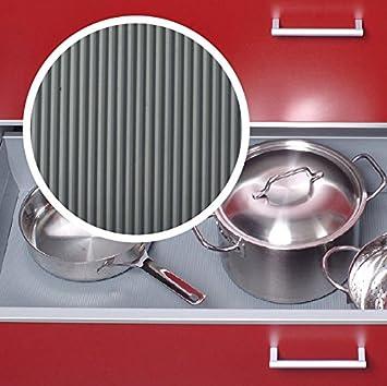 Schubladenmatte Antirutschmatte geriffelt Küche breite: 47,3cm ...