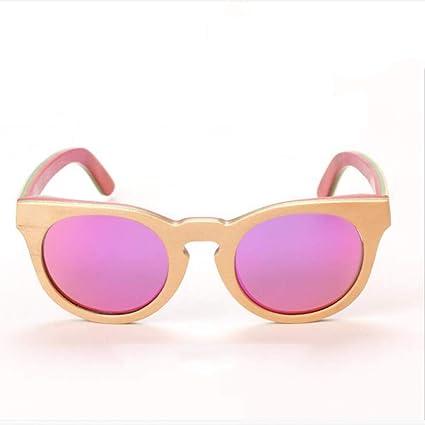 Amazon.com: He-Yanjing - Gafas de sol, cristales polarizados ...