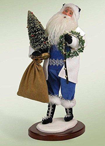 Byers Choice Christmas Figures (