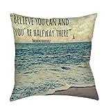 Best Thumbprintz Pillows - Thumbprintz Flite Indoor Outdoor Decorative Throw Pillow Review
