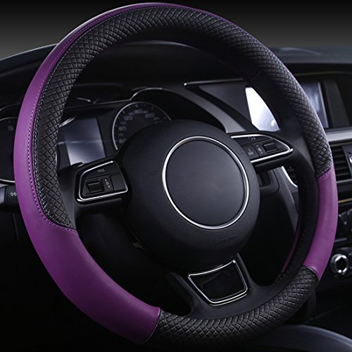 stylish steering wheel cover - 5
