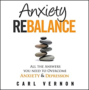 Anxiety Rebalance Audiobook