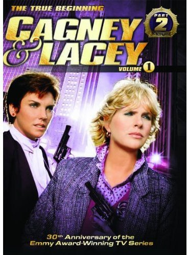 DVD : Cagney & Lacey: 1 Pt. Ii (3PC)