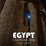 Egypt Calendar 2018: 16 Month Calendar