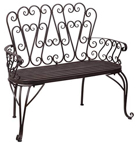 - Design Toscano French Quarter Garden Bench