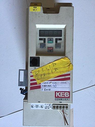 used-keb-13f5cbd-ya0083kva-13f5cbd-yaoo-combiver-drive3ph305-500vboxya