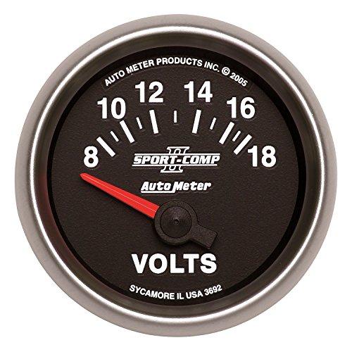 Auto Meter 3692 Sport-Comp II 2-1/16